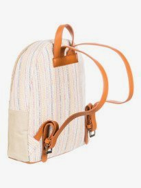 Make Some Rains - Straw Backpack  ERJBP04318