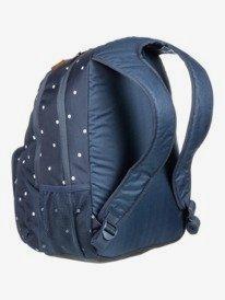 Lemon Watercolour 24 L - Medium Backpack for Women  ERJBP04367