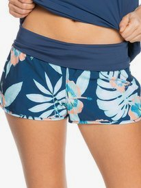 "Endless Summer Printed 2"" - Recycled Board Shorts for Women  ERJBS03191"