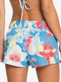 "Worn To Surf 2"" - Recycled Board Shorts for Women  ERJBS03192"