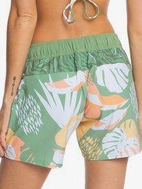 """Roxy Sea 5"""" - Recycled Board Shorts for Women  ERJBS03194"""