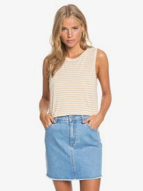 Show Us Love - Denim Skirt for Women  ERJDK03017