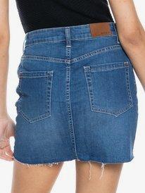 Kissing Romance - Denim Skirt for Women  ERJDK03023