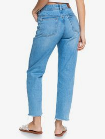 Vertical Rhythm - Straight Fit Jeans for Women  ERJDP03257
