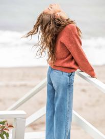 Stronger Obsession - Flared Jeans for Women  ERJDP03260