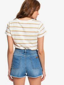 The Sun Shines - Denim Shorts for Women  ERJDS03202