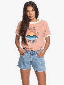 "Cenitz Sunset 13"" - Denim Shorts for Women  ERJDS03222"
