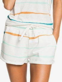 For The Love Of Surf - Sweat Shorts for Women  ERJFB03301