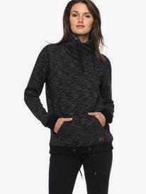 Sandy Dreams - Wrap Collar Sweatshirt for Women  ERJFT03609