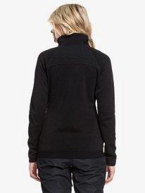 Limelight - Zip-Up Mock Neck Fleece for Women  ERJFT03959