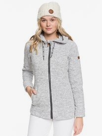 Doe - Technical Zip-Up Hoodie for Women  ERJFT03968