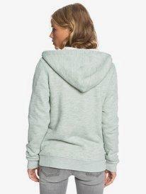 Trippin Sherpa - Zip-Up Sherpa-Lined Hoodie for Women  ERJFT04061