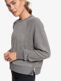 Instant Crush - Cropped Fleece Sports Sweatshirt  ERJFT04143
