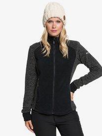 Surface - Technical Zip-Up Fleece for Women  ERJFT04207