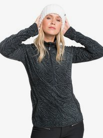 Cascade - Half-Zip Polar Fleece for Women  ERJFT04209