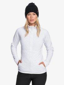 Cascade - Half-Zip Polar Fleece for Women  ERJFT04209