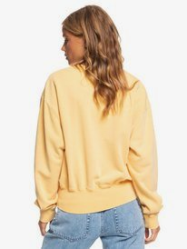 Radio Silence B - Cropped Sweatshirt for Women  ERJFT04243