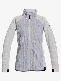 Limelight - Technical Zip-Up Fleece for Women  ERJFT04258