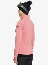 Limelight - Technical Zip-Up Fleece for Women  ERJFT04258