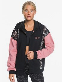 Here Come The Night - Zip-Up Hoodie for Women  ERJFT04266