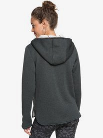 Slopes Fever - Zip-Up Polar Fleece Hoodie for Women  ERJFT04272