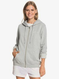 Day Breaks - Organic Zip-Up Hoodie for Women  ERJFT04380