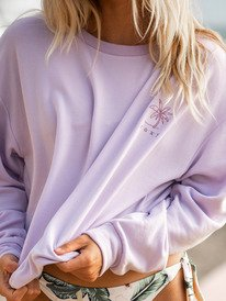 Surfing By Moonlight A - Super Soft Sweatshirt for Women  ERJFT04390
