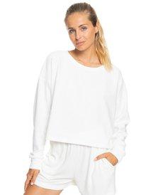 Challenger - Velour Rib Sweatshirt for Women  ERJFT04490