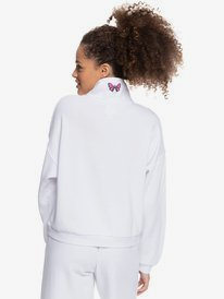 Kelia Fly Girl - Half Zip Sweatshirt for Women  ERJFT04493