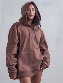 Kelia - Oversized Hoodie for Women  ERJFT04567