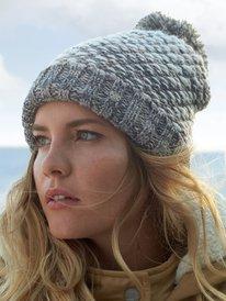 Corner Of The Fire - Knitted Beanie for Women  ERJHA03464