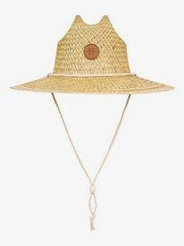 Sunshine On My Mind - Straw Lifeguard Hat  ERJHA03694