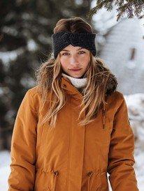 Mila Headband - Knitted Polar Fleece Headband  ERJHA03721