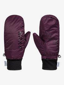 ROXY Packable HydroSmart - Packable Water-Resistant Mittens for Women  ERJHN03138