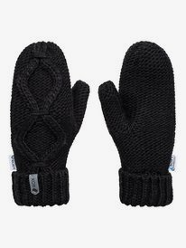 Winterens - Knitted Mittens for Women  ERJHN03170