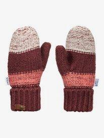 Shelby Block - Knitted Mittens for Women  ERJHN03171