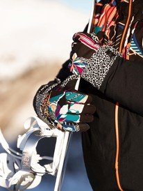 ROXY Jetty - Snowboard/Ski Gloves for Women  ERJHN03174
