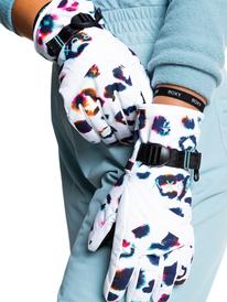 Roxy Jetty - Snowboard/Ski Gloves for Women  ERJHN03188