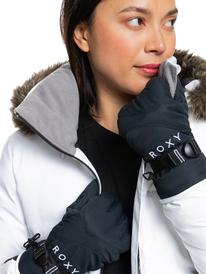 Roxy Jetty - Snowboard/Ski Gloves for Women  ERJHN03190
