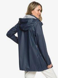 Early Morning - Water-Repellent Rain Mac for Women  ERJJK03277