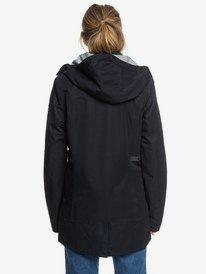 Stellar SpinDye® - Waterproof Longline Hooded Jacket for Women  ERJJK03284