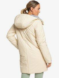 Freese Reversible - Reversible Waterproof Longline Hooded Jacket for Women  ERJJK03285