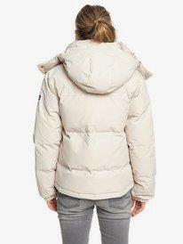 Hanna - Waterproof Hooded Puffer Jacket for Women  ERJJK03287