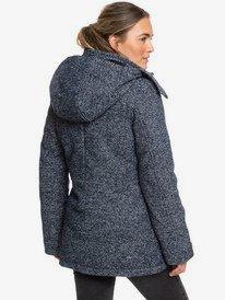 Dawn - Technical Insulated Hooded Coat for Women  ERJJK03295