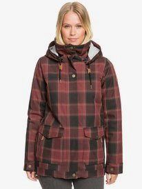 Brightshine - Hooded Longline Jacket for Women  ERJJK03370