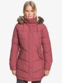 Ellie - Waterproof Longline Puffer Jacket for Women  ERJJK03372