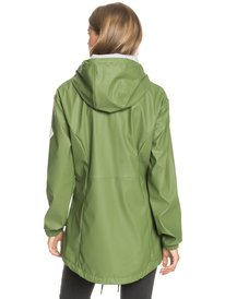No Rain No Flowers - Rain Mac for Women  ERJJK03407