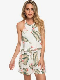 Favorite Song - High Neck Strappy Playsuit for Women  ERJKD03241