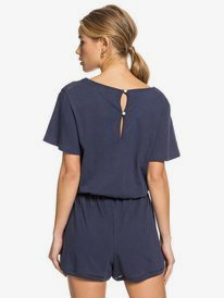 Bali Free Love - Short Sleeve Playsuit  ERJKD03304