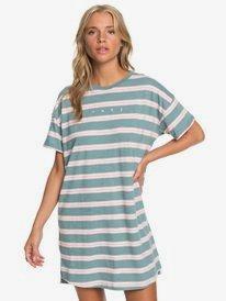 Surfing Paradise - Short Sleeve T-Shirt Dress for Women  ERJKD03336